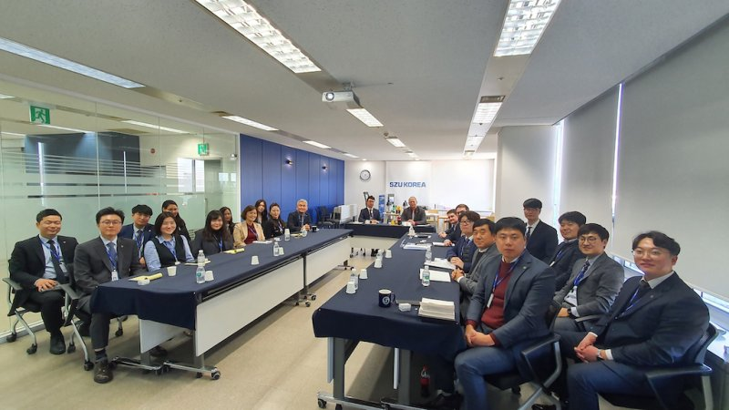 January trade mission to Korea