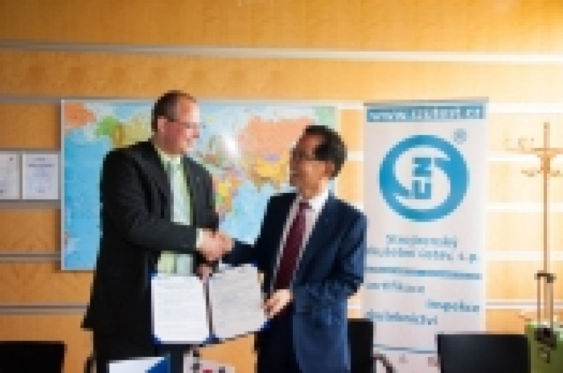 SZU and Korea Gas Safety Corporation (KGS) signed an agreement on cooperation